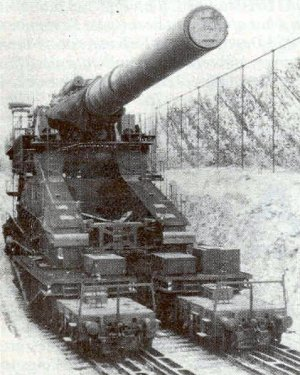 The Gustav Gun [36k jpg]